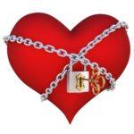Wenn die Tür zu Deinem Herzen verschlossen ist