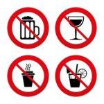 Warum es besser ist, beim Essen nicht zu trinken